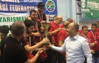 Anka Spor Derneği'nden Türkiye masa tenisinde önemli...