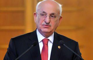 TBMM Başkanı İsmail Kahraman: Kıbrıs, 1974'ten...