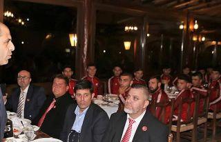 Türk gençlerin KKTC'yi ziyaretini destekliyoruz