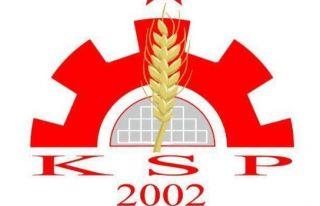 KSP yerel seçimlere katılmayacağını açıkladı