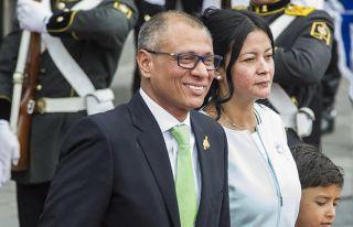 Ekvador Devlet Başkanı Yardımcısı Glas tutuklandı