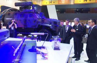 Ertuğruloğlu 'IDEF 13. Uluslararası Savunma Sanayi...
