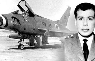 Kıbrıs'taki ilk havacı şehit: Pilot Yüzbaşı...