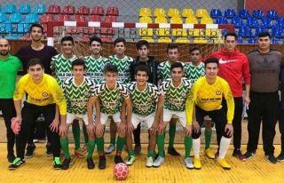 Futsalda gruplar tamamlandı