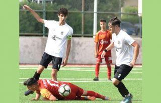 U17 Ligi'nde grup maçları tamamlandı