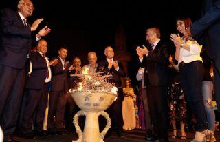 Akıncı Zeytin Festivali'nin açılışında konuştu:...