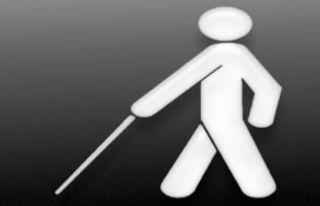 7-14 Ocak beyaz baston görme engelliler haftası