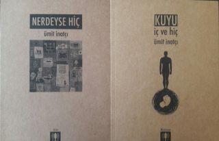 Ümit İnatçı'nın roman ve şiir kitapları yayımlandı