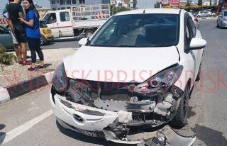 Bir haftada 84 trafik kazası, 26 yaralı