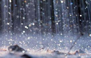 Metrekareye 140 kg yağış düştü