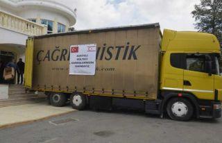 KKTC'den Türkiye'deki mültecilere yardım eli