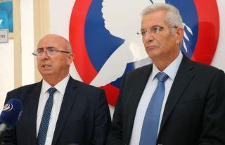 TDP-AKEL ortak açıklaması: Müzakereler en kısa...