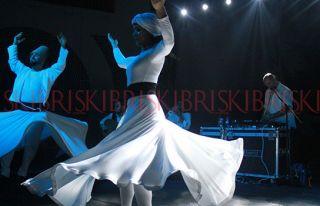 Yuka Blend, Mercan Dede'nin mistik müzikleriyle sona...
