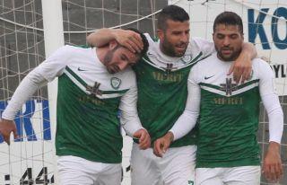 Yeşilova Süper Lig'de