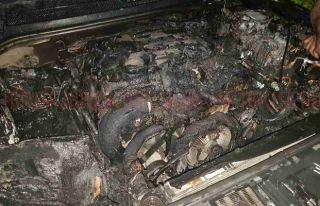 İki günde üç araç yandı