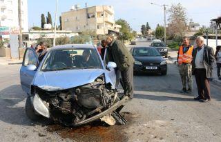 Kaza, 178 promil alkollü sürücüyü yakalattı