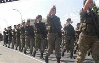 Sözleşmeli kadın askerlerin üçte biri komando...