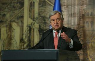 Guterres çözüm konusunda umutlu