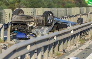 11 yaşındaki iki kız trafik kazasında hayatını...