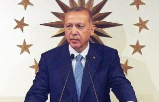 Erdoğan'dan ilk açıklama: Demokrasi zaferi