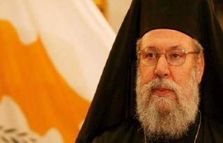 Başpiskopos taburcu oldu