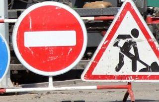Hamitköy-Gönyeli arasındaki yolun tamiri için...