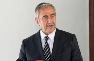 Cumhurbaşkanı Akıncı, İstanbul programını yarıda...