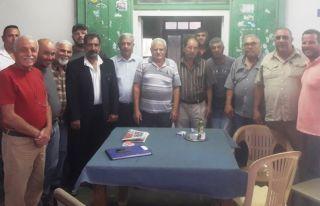 TKP Yeni Güçler Ötüken köyünde örgüt kurdu