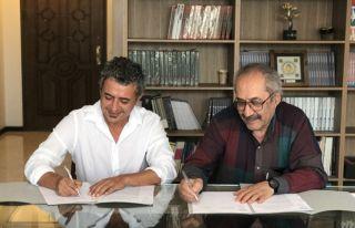 DAÜ ile İran Tasarımcılar Birliği arasında işbirliği...
