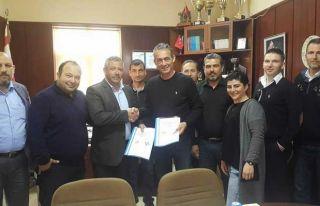 BES ile Lapta Belediyesi arasında toplu iş sözleşmesi...