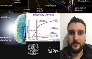 DAÜ Öğretim Görevlisi Avrupa Fizik Dergisi'nde