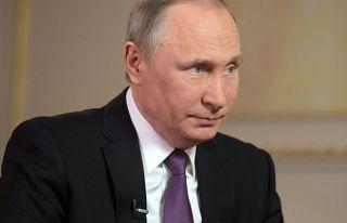 Putin: Suriye'deki kimyasal silahlar imha edildi,...