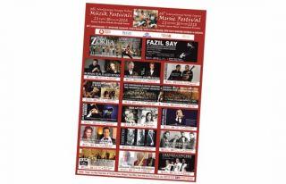 16.Müzik Festivali, 21 Eylül'de Zorba balesi ile...
