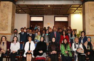13'üncü EİT Zirvesi Kadın Kalkınma Konferansı...