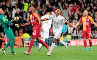 Galatasaray, İspanya'da farklı yenildi