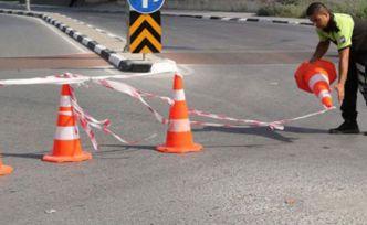 Tören nedeniyle cuma günü bazı yollar trafiğe kapatılacak