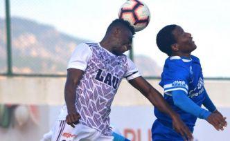 Cihangir'i Lefke durdurdu: 3-0