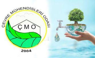 KTMMOB Çevre Mühendisleri Odası 22 Mart Dünya Su Günü dolayısıyla mesaj yayımladı
