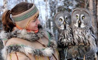 Rusya'da baykuş müzesi açıldı
