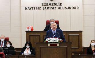 TC Cumhurbaşkanı Recep Tayyip Erdoğan'ın KKTC Ziyareti