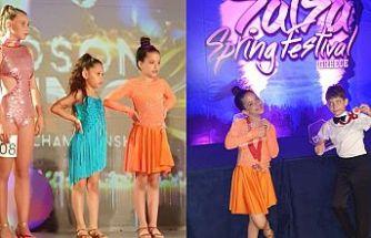 Çocuk salsacılarımızdan şampiyonluk