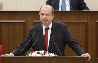 Ersin Tatar KKTC'nin 13'üncü Başbakanı oldu