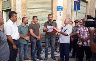 """Fazıl Önder ve """"Kıbrıslı Devrimciler anıldı"""