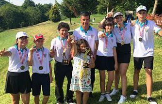 Golfçulardan Silivri'de başarı