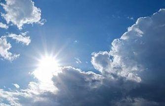 Hava sıcaklığı hafta sonunda 32-35 derece olacak