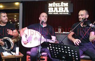 Müslüm Baba'da özel gece
