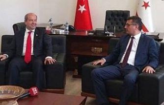 Tatar Başbakanlık görevini devraldı