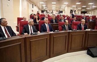 UBP-HP hükümetinin programı pazartesi Meclis'te okunacak