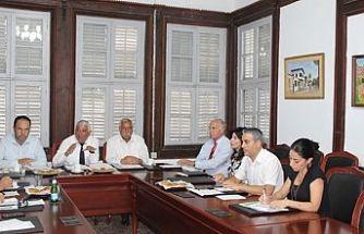 Belediyeler Birliği'nde kapasite geliştirme projesiyle ilgili sunum