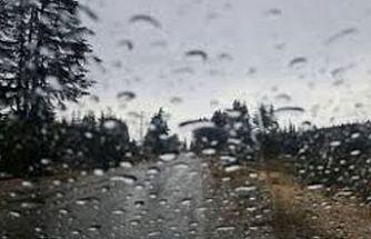 En çok yağışı Alevkayası ve Değirmenlik aldı